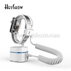 Astuto Della Vigilanza Banco Di mostra di Sicurezza Iwatch di Allarme Antifurto Sony Orologio Anti Theft Supporto di Apple Vigilanza di Sistema di Allarme Senza Fili di Controllo
