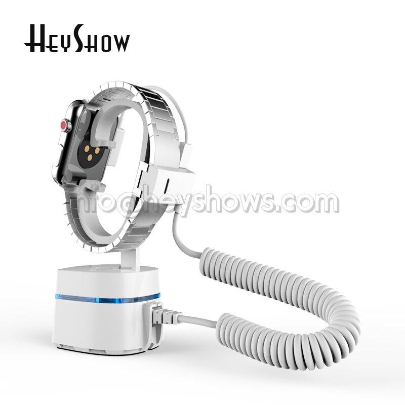 Smart Watch Security Display Stand Iwatch Burglar Alarm Sony Watch Anti Theft Holder Apple Watch Alarm System Wireless Control
