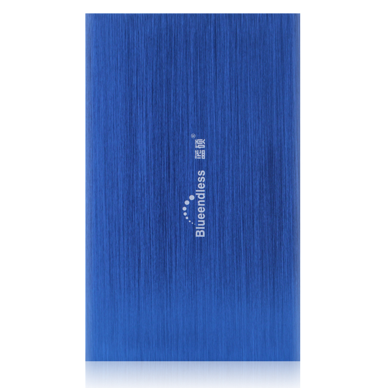 Blueendless Portable External Hard Drive 2,5