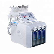 6 in 1 whitening south korean machine carel skin tightening care clean oxygen for facial