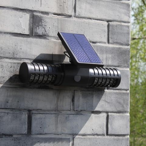 ao ar livre solar inseto assassino luz a prova dwaterproof agua luzes do jardim villa