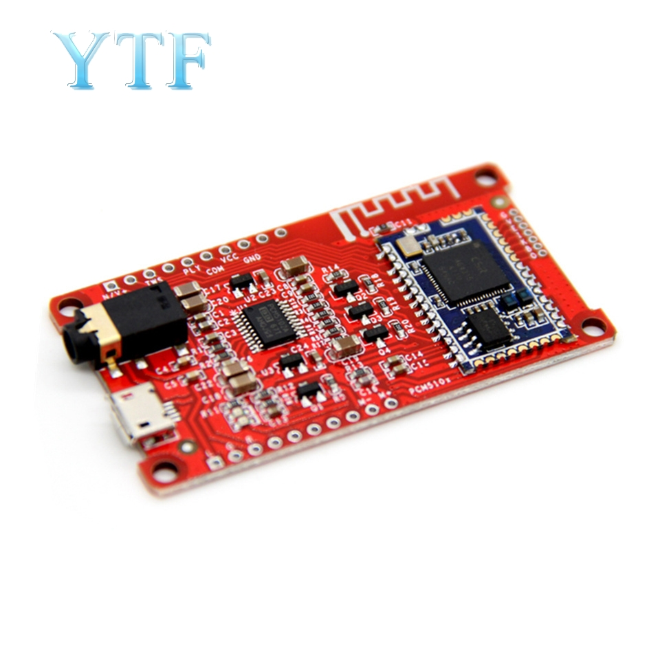 CSRA64215+PCM5102A Digital Amplifier 4.0 4.2 Bluetooth HIFI Audio Amplifier Board APTXLL I2S Output