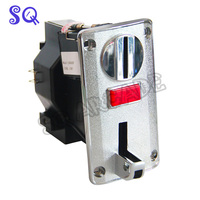 Electronic Multi Coin Acceptor For 6 different coins Vending Machine CPU Coin Selector For Washing Machine arcade game machine