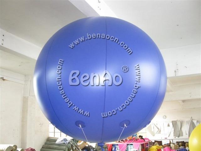 AO058S 2 М небо воздушный шар Новый Бренд Привлекателен, ПВХ Гелием Воздушный Шар на заказ рекламы надувной шар