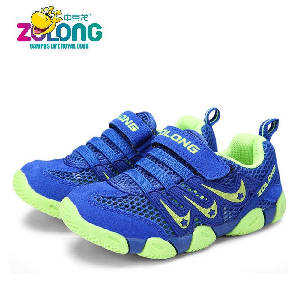 Sandały dla dziewczynek i chłopców Letnie buty sportowe dla dzieci - Obuwie dziecięce - Zdjęcie 1