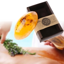 Osmanthus Essential Oil handmade Soap,anti-acne, wash soap whitening freckle, remove dark circles Bathing soap Makeup Remover