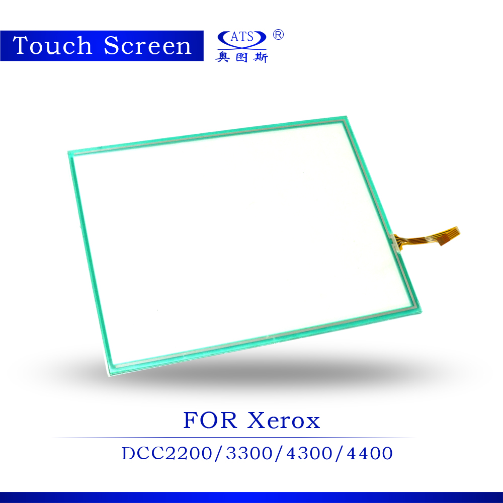 ФОТО 1X Photocopier machine Touch Screen For Xerox Copier parts DCC2200 3300 4300 4400 touch screen panel copier machine