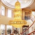 Изготовленная на заказ напольная люстра в пентхаусе для гостиной  люстра для гостиной  хрустальная лампа  роскошное лобби для отеля