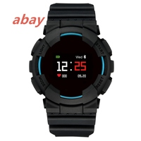 Abay Model X Stepped Sleep Calories Heart Rate Blood Pressure Oxygen Monitoring Data Cloud Terminal Social Sharing Smart Watch