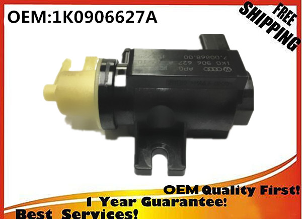 US $18 66 25% OFF|ORIGINAL Vacuum pressure valve N75 TDI E 1K0906627A  1K0906627B 1K0 906 627 A 1K0 906 627 FOR AUDI K M-in Fuel Inject  Controls  &