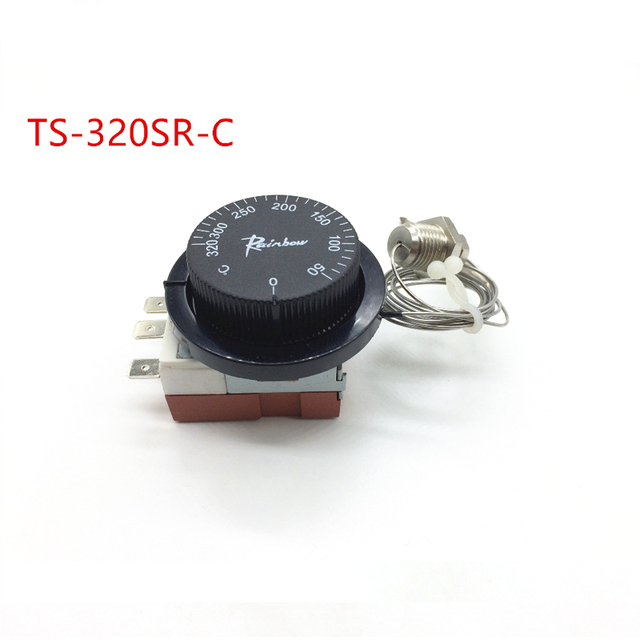Ts 320sr C Korea Rainbow Thermostat With Screw  50 320