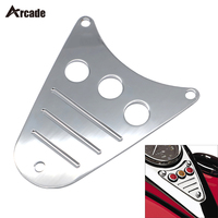 Arcade Motorcycle CNC Instrument Cauges Dash Plaque Cover Insert Decoration For Kawasaki Vulcan 1500 VN1500N VN1500T VN1500R