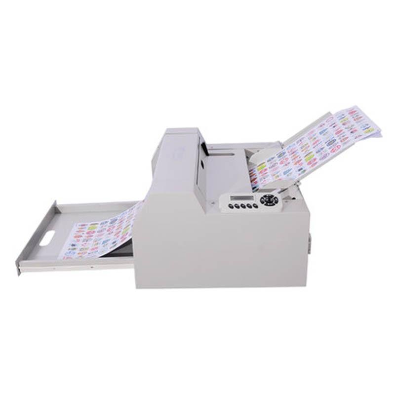 A3 + machine automatique de découpe d'étiquettes auto-adhésif machine de découpe de voiture autocollant film papier machine à découper automatique papier d'alimentation