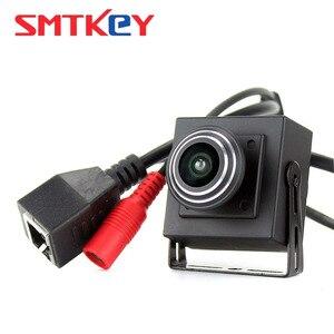 Image 2 - H.265 תצוגה רחבה 170 תואר Onvif 1080P 5MP מיקרו מיני IP רשת מצלמה רחב זווית 1.8mm עדשת Wired IP מצלמה עבור Smartphone APP
