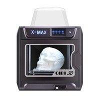 QIDI Large Size 3D Printer X max 300*250*300 impresora 3d PLA TPU PC PETG Nylon Carbon fiber
