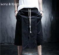 Japanese Harajuku Street Fashion Skirt Pants Vintage Punk Gothic Personality Men S Trousers