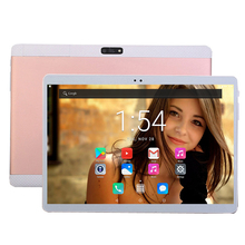 10 inch tablet pc Deca Core 4G LTE Tablets Android 7.0 RAM 4GB ROM 128GB Dual SIM Bluetooth GPS Tablets 10.1 inch tablet pcs