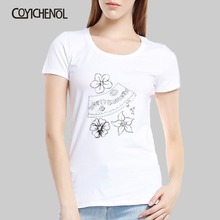 Happy Shavuot Holiday customize print tshirt woman o-neck regular large size casual oversized couple top solid color tee