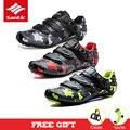 Santic 2018 Мужская обувь для велоспорта Pro Road  велосипедные кроссовки из искусственной кожи  дышащая обувь для езды на велосипеде  обувь для езды...