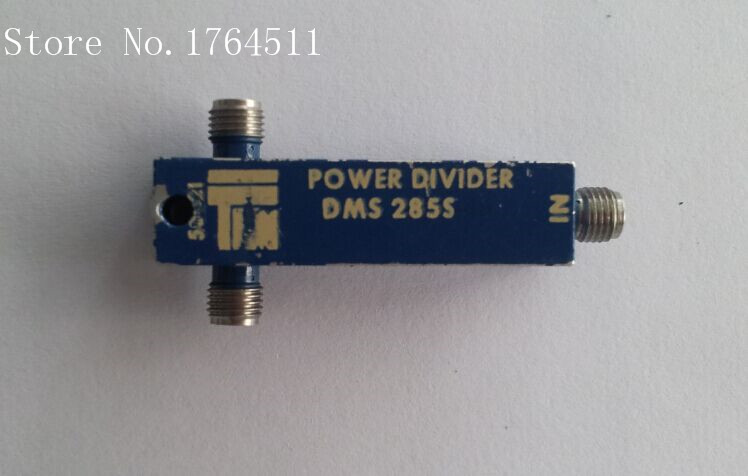 [BELLA] TRM DMS285S DC-18GHz RF Coaxial Power Divider SMA A Two