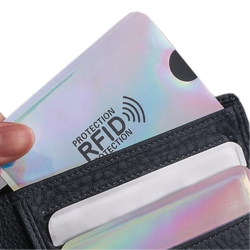 Frauen PVC Cartoon Karte Halter Kredit Student Nette ID Karten Brieftasche Pass Business Bancaire Karte Halter Protector