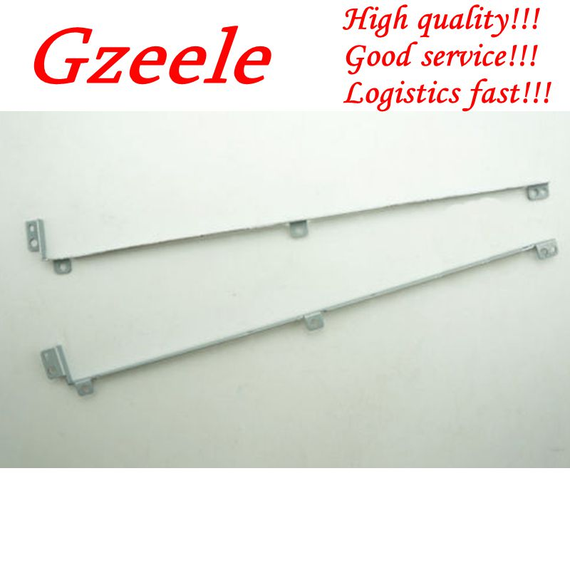 GZEELE NEW LCD Brackets For Dell Latitude 5520 <font><b>E5520</b></font> Series Hinges Support Left Right TWP90 17T94 image