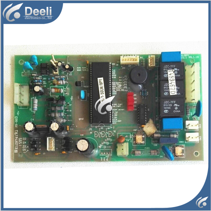 95% new good working for air conditioning KFR-50LW/BPY board control board on sale цена и фото