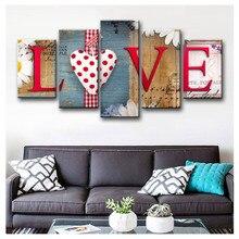 LOVE Diamond Painting Multi-picture