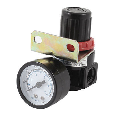 0.15-0.85MPa Adjustable Pressure Air Source Compressor Pneumatic Regulator 13mm male thread pressure relief valve for air compressor
