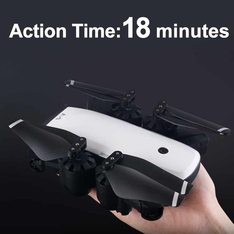 купить 1080P HD Camera Photos Features Double GPS Quadcopter FPV RC Drone S20 With Live Video And Return Home Foldable RC Quadrocopter по цене 7158.3 рублей