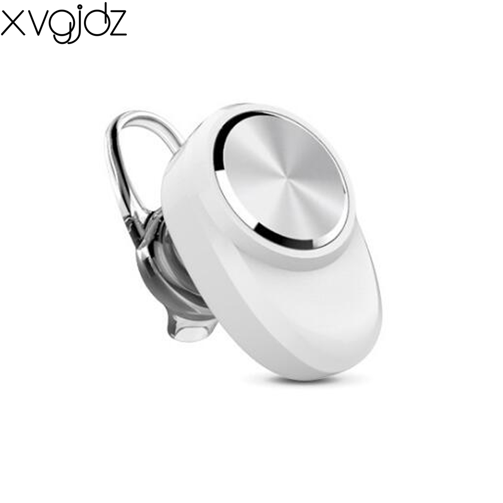 xvgjdz In-ear Super Mini Wireless Bluetooth Headset Bluetooth 4.1 Stereo Music player Earphone Earbud with MIC for iphone Xiaomi 2017 scomas i7 mini bluetooth earbud wireless invisible headphones headset with mic stereo bluetooth earphone for iphone android