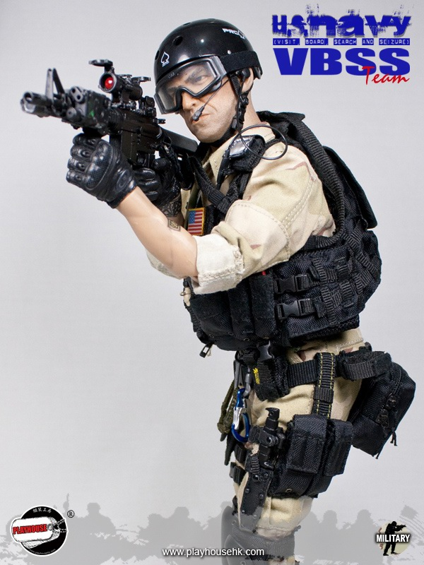 1/6 scale figure doll United States Navy VBSS TEAM .12 action figures doll.Collectible figure model toy gift ap002 1 6 scale 45th president of the united states donald trump figures and clothing set