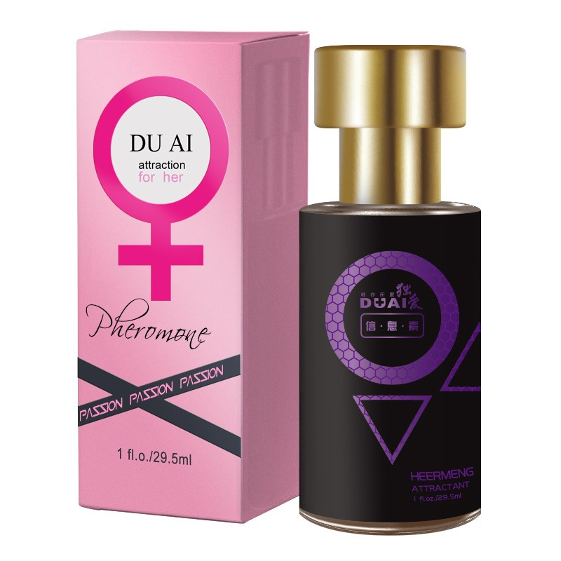 2pcs Perfum for Men Seduce Aphrodisiac Male Spray Oil and Pheromone Flirt Men Attract Girl fragrance Spray  1