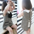 [Bosudhsou] Free Shipping Zipper Coat +Pants Children Clothing 2pcs Set Retail High-Quality Summer Baby Girl Suits Kids Sets