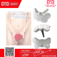 SIDEY Red/Blue Light Therapy Near Infrared Light Therapy Device for skin Tightening