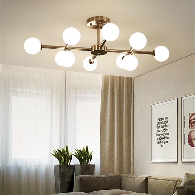 aliexpress : buy nordic magic bean bedroom led ceiling