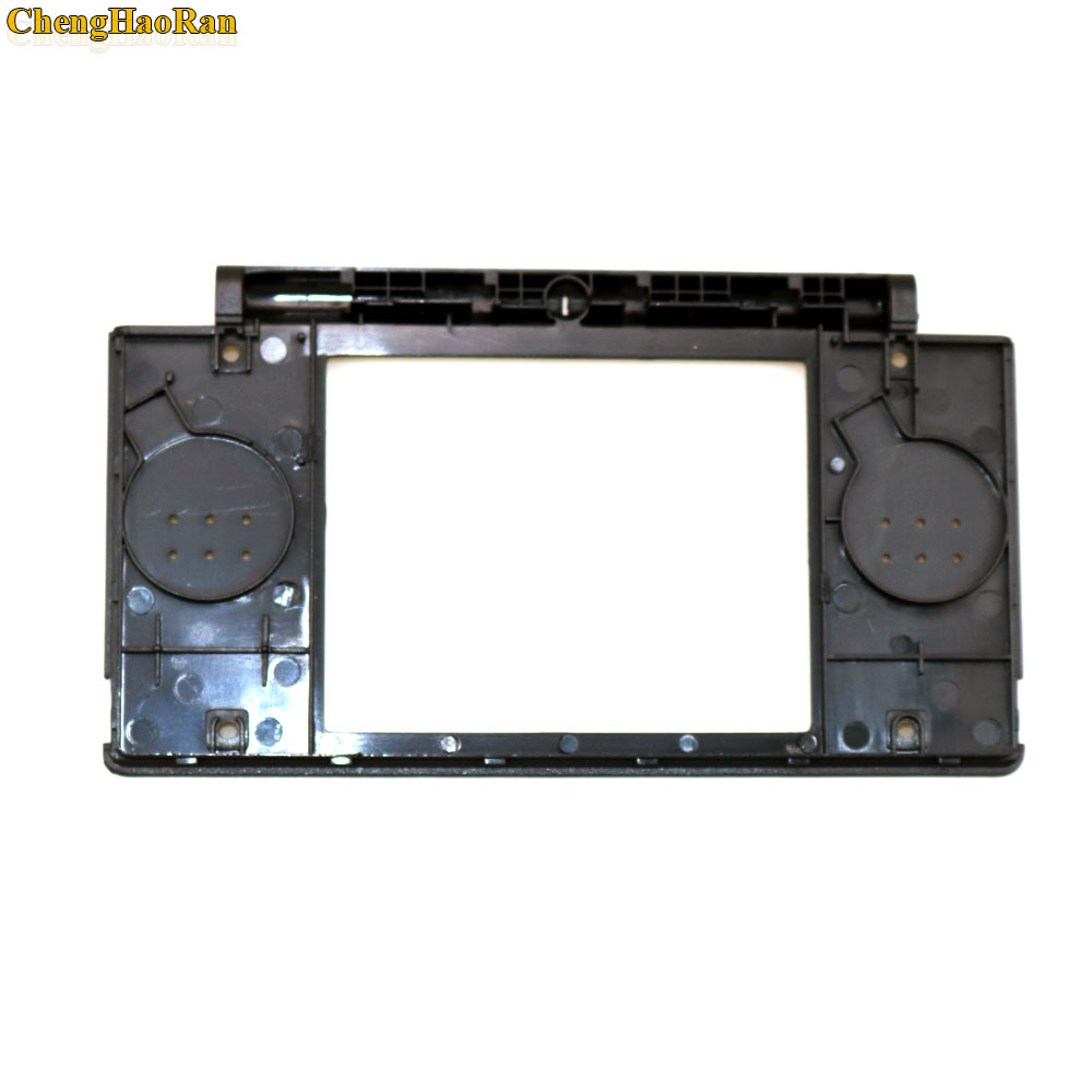 ChengHaoRan 1pcs 5pcs 10pcs Black Top frame For DSL upper screen frame for N DSL B shell for NDS L upper screen inner frame-in Replacement Parts & Accessories from Consumer Electronics