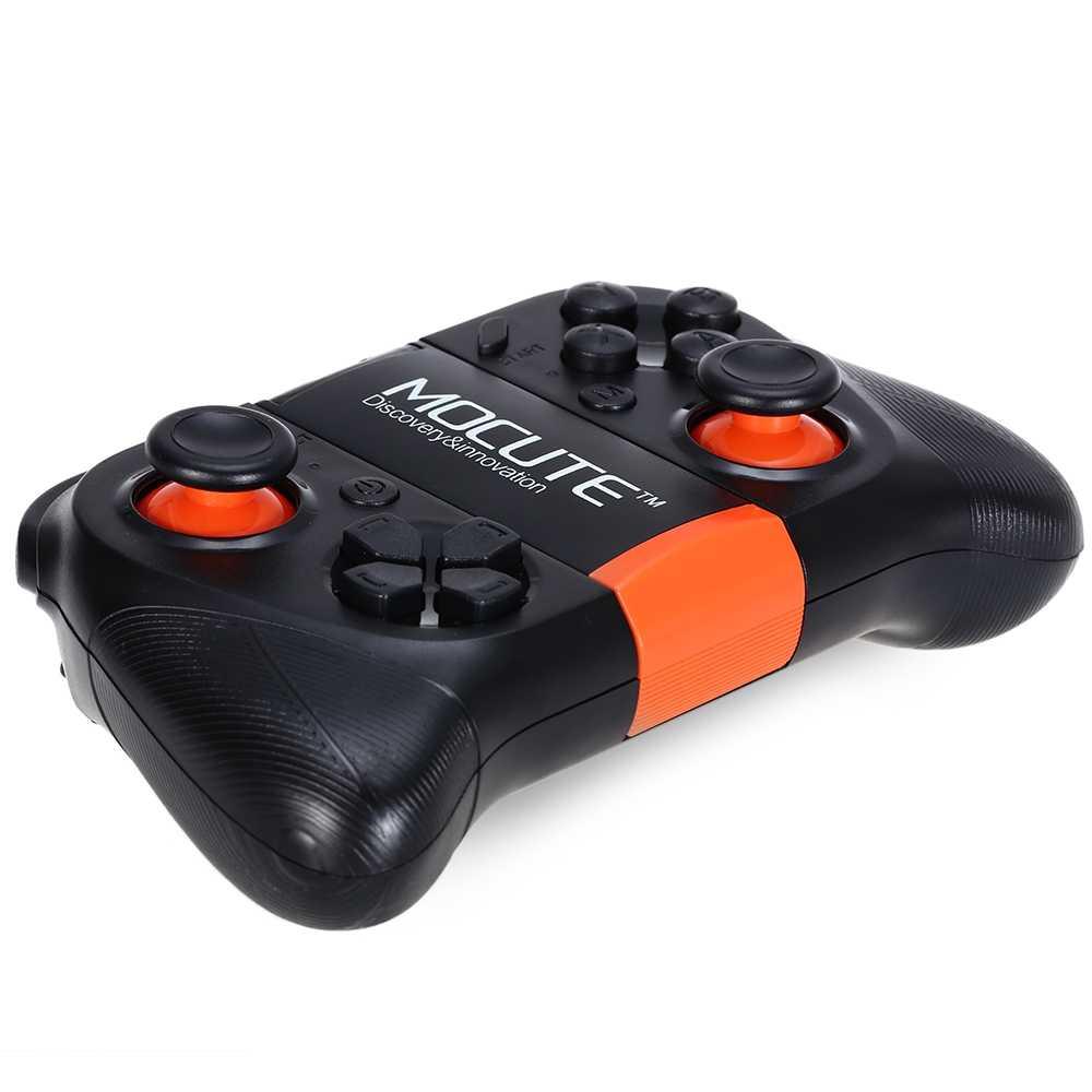 MOCUTE 050 Bluetooth3.0 Беспроводной геймпад VR игровой контроллер Android игровой джойстик Bluetooth контроллеры для смартфонов на платформе Android