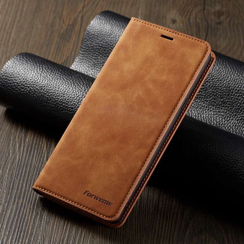 Vintage Flip Cover Case For Samsung Galaxy Note 9 S8 S9 Plus Wallet Case Magnetic PU Leather Phone Bag Case For Samsung Note9