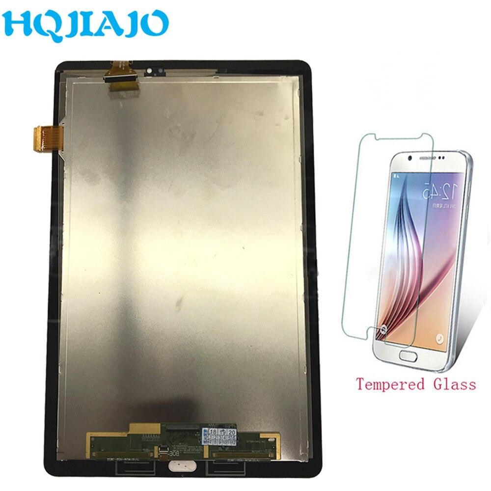 Tablette LCD et panneaux pour Samsung Galaxy s-pen Tab A 10.1 SM-P580 SM-P585 P580 P585 LCD écran tactile numériseur assemblée