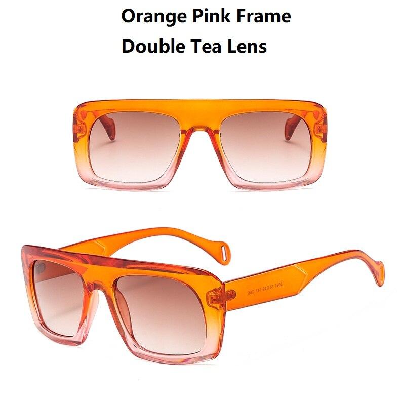 Orange Pink Tea