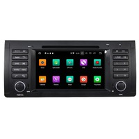 KLYDE 8 Core 7 1 Din Android 8.0 1024*600 Car DVD Player For BMW M5 E39 1995 2003 Viano Audio Stereo Radio Multimedia Player