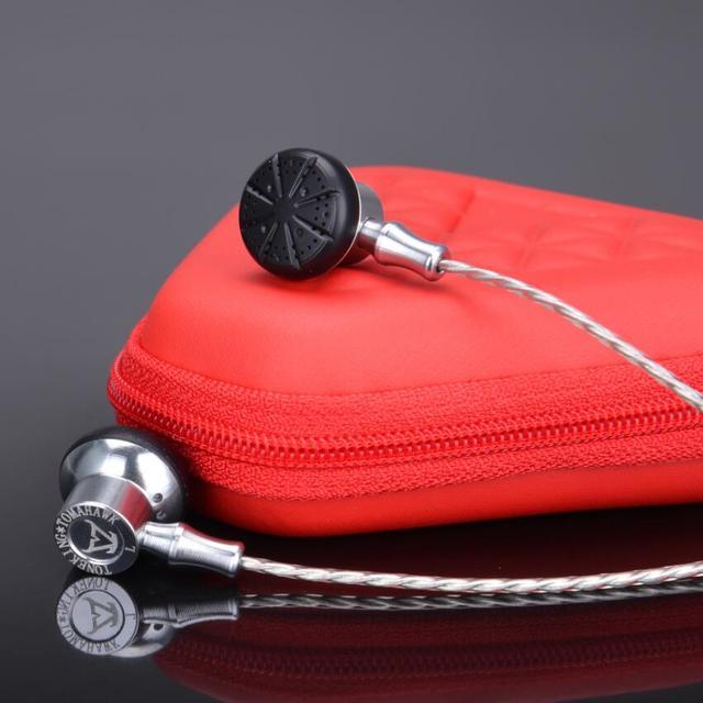 ร้อนTONEKING MusicMaker MrZ Tomahawkในหูหูฟังไฮไฟเอียร์บัดไข้หูฟังด้านบนเสียงเป็นMX985/MX980 E888/282จัดส่งฟรี