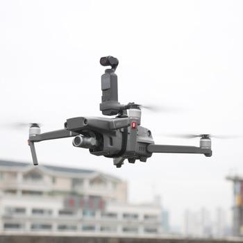 Kit de expansión soporte de luz de relleno de cámara para DJI MAVIC 2 Drone OSMO mango de bolsillo Gimbal para DJI osmo acción GOPRO Insta 360