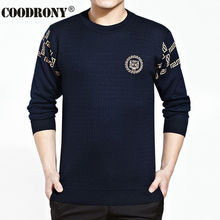 2016 New Cashmere Famous Brand OEM Sweater Men Long Sleeve Shirt Mens Sweaters O-Neck Pullover Men Wool Pull Homme Dress S – 4XL
