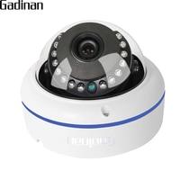 GADINAN AHD 2MP Vandal Proof HD 1080P AHDH Dome Camera 1080p Surveillance Waterproof Outdoor Indoor Camera