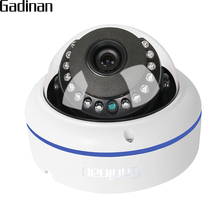 GADINAN AHD 2MP Vandal Proof HD 1080P AHDH Dome Camera 1080p Surveillance Waterproof Outdoor Indoor Camera Night Vision IR Cut