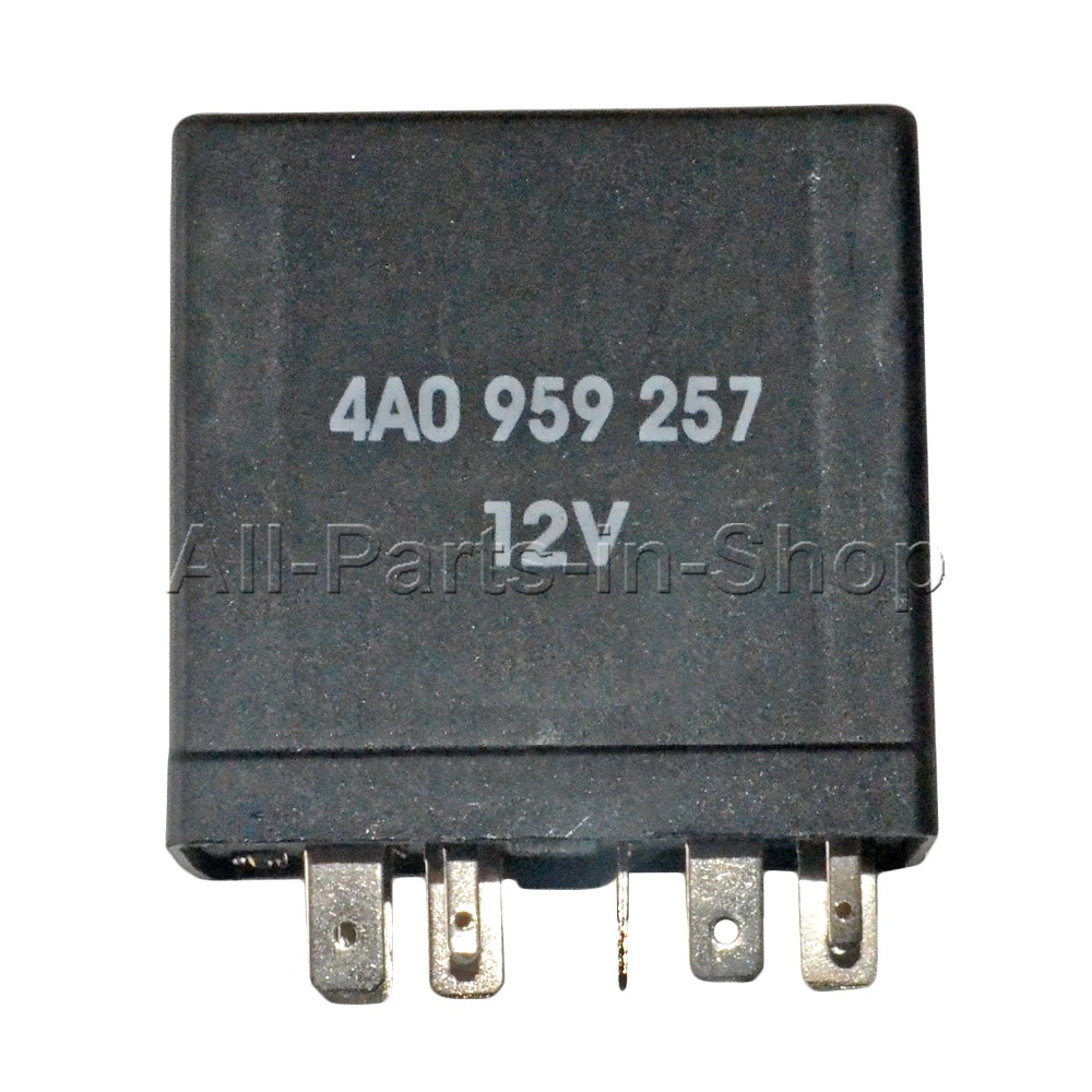 New 4A0959257 79FA404 ELECTRIC WINDOW CONTROL RELAY FOR Audi 80 B4 90 100  Coupe C4 A6 Avant 4A0 959 257 NEW-in Valves & Parts from Automobiles &  Motorcycles ...