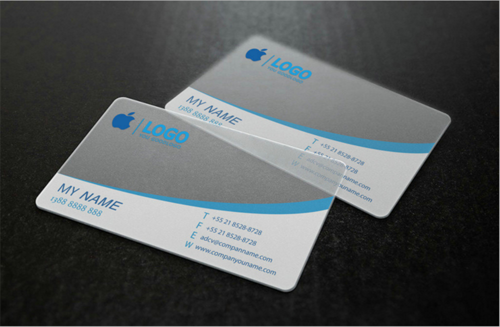 Buy blank plastic business cards and get free shipping on ...
