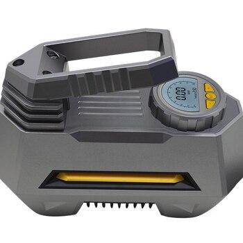 car air compressor Portable Tire Inflator Pump, 12V 150 PSI Auto Digital Electric Emergency Air Compressor Pump for Car,Truck